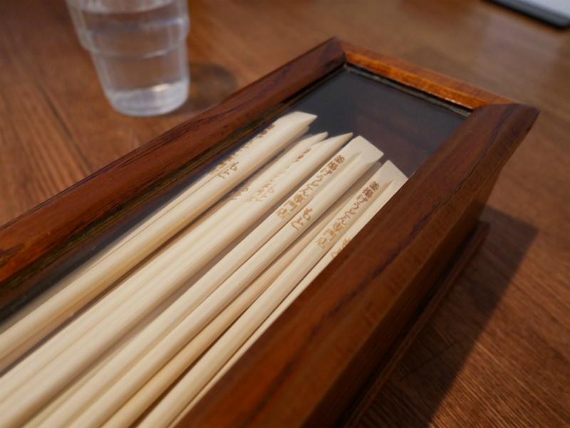 もとの割り箸