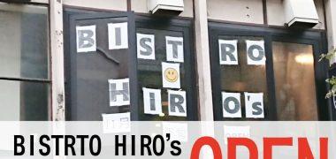 BISTRO HIRO's
