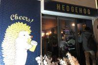 代々木駅から徒歩1分!ハリネズミが目印!オシャレなPUB「HEDGEHOG」にお邪魔しました!