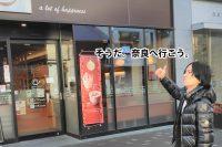 パーラ代表とまーかず師匠が奈良に行ってきた。~そうだ奈良に行こう~