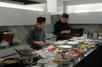 出張寿司職人「鮨川」の感謝パーティーにパーラ社長とむらのってぃで行ってきました!!