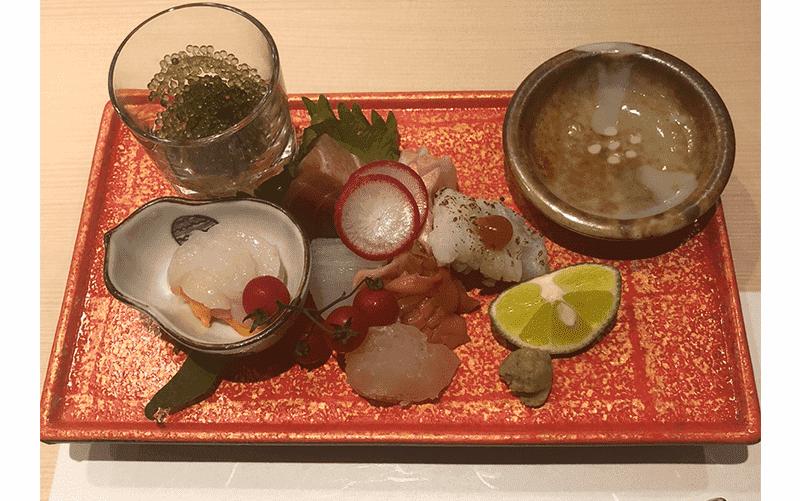 しゅん須佐見 お料理①